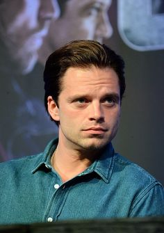 Sebastian Stan | Captain America: Civil War Press Tour