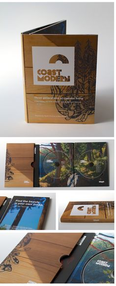 Coast Modern DVD with bonus features and special booklet. $30 CDN We ship anywhere in the world.