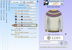 Crea il tuo maglione islandese - Maglia e Uncinetto