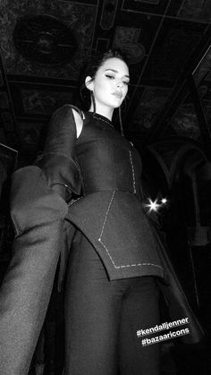 Kendall Jenner Outfits, Ideal Body, Best Model, Kardashian, Jenners, Concert, Fashion Design, Icons, Black