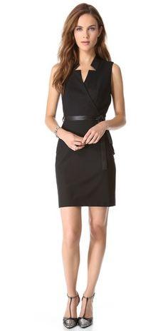 Un vestido negro nunca sobrará