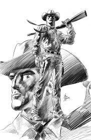 Resultado de imagen de Tex Willer Artwork