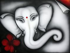 hindu god painting - Google Search