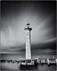 Broadwater Lighthouse by Steve Martin, via 500px