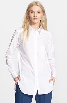 Theory 'Fedele' Cotton Shirt