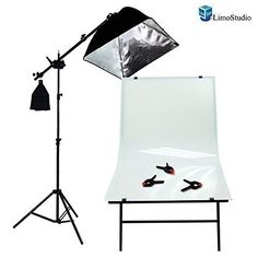 LimoStudio Photography Photo Studio Foldable Photo Shooti...