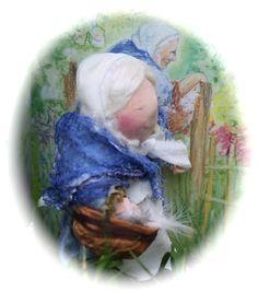 The Magic Fairy Lady