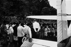 Our founder, Cameron Townsend praying with a gathering of Tzeltal people in Mexico, circa 1963. www.facebook.com/JAARSinc