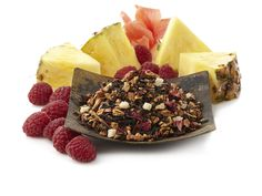Raspberry Pineapple Luau White Tea