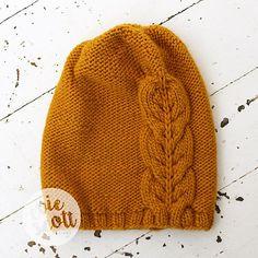 Ravelry: FALLAL hat pattern by Evie Scott