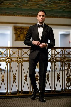 Black Tie Dress Code  How To Nail It ffe871ead