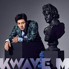 [Magazine] Ji Chang Wook is a cover model for KWave M