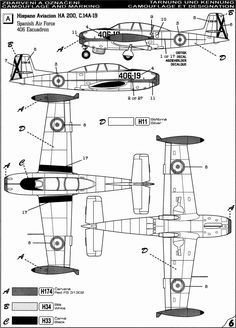 Hispano Aviación HA-200 Saeta