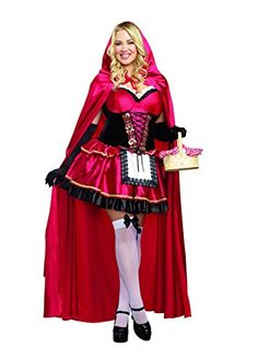 Look great this Halloween with our selection of Sexy Plus Size Halloween Costumes for Women. The most curve-loving plus-sized Halloween costumes out there for every style and budget. Little Red Riding Hood Halloween Costume, Red Riding Hood Costume, Sexy Halloween Costumes, Halloween Fancy Dress, Halloween Fun, Halloween Apron, Women Halloween, Disney Halloween, Spirit Halloween