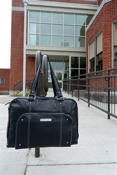 18 4 Morrison Leather Handbag Black
