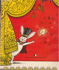 Give A Magic Show! by Burton and Rita Marks, illustrated by Don Madden (1977).