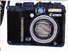 hope gangloff artist | Another Broken Camera by Hope Gangloff - contemporary - artwork - new ...
