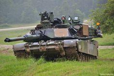 M1A2 SEP Main Battle Tank.