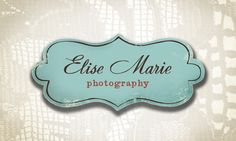 I love Elise Marie Photography. SO amazing! Her website is really nice as well.