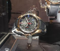 #Chopard inevitably put on a great #display at #SalonQP.
