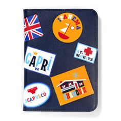 All Handbags & Accessories - Stamps Passport Case