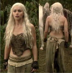 GAME OF CLOTHES: Daenerys Targaryan: Part 1