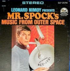 Music From Outer Space, Rocket Ships, Leonard Nimoy, Uss Enterprise, Space Travel, Transportation, Spaceships, Rockets