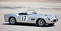 Gooding & Co à Pebble Beach Ferrari 250 GT LWB California Competizione