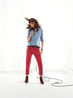 """Gap Fall 2012 Campaign """"Icons Redefined"""""""