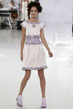 Chanel Haute Couture Spring Summer 2014 Paris -