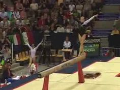 On October in Aarhus, Denmark Elyse Hopfner-Hibbs made Canadian gymnastics history. On the final day of the world gymnastics championships, Hopfner. Gymnastics History, Gymnastics Videos, Gymnastics Championships, Happy Canada Day, Canadian History, Aarhus, Bronze, World, How To Make