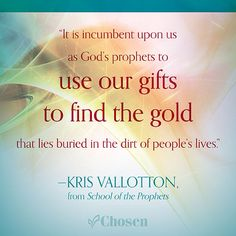 The gift of prophecy has a triune purpose: edification ...