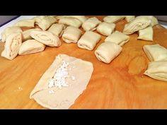 Pul Pul dökülen OKLAVASIZ El açması harika börek tarifi - YouTube