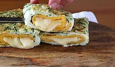 Sushi, Eggs, Breakfast, Ethnic Recipes, 2 Ingredients, Banana, Morning Coffee, Egg, Egg As Food