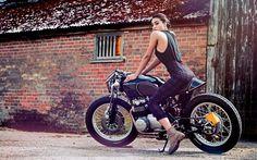 HONDA CB550 'RIPON' BY OLD EMPIRE MOTORCYCLES