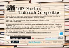 Competition 2013 | Asia-Pacific Photobook Archive