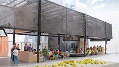 BMW Guggenheim Lab / Atelier Bow-Wow // urban oasis