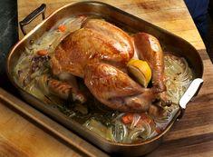 Braised & Roasted Turkey #ruhlman