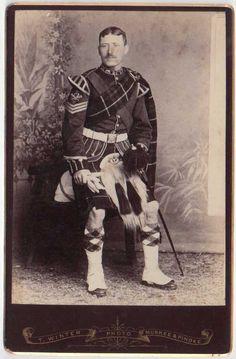Seaforth Highlanders  78th Highlanders (Ross-shire Buffs)