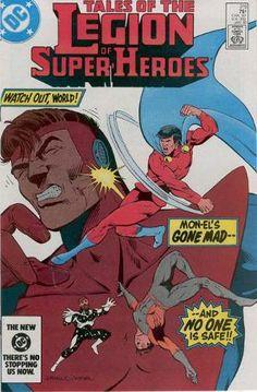 Legion of Super-Heroes #319 (1985)