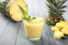 weight-loss-smoothies-Pineapple juice