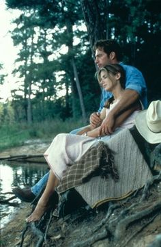 """You're talking about the American dream. You find something that you love and then you twist and you torture it, try to find a way to make money at it. You spend a lifetime doing that and at the end you can't find a trace of what you started out loving."" ~Justin Matisse, Hope Floats"