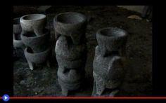 Il richiamo messicano del mortaio da cucina #cucina #cibo #messico #artigianato