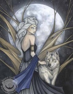 Hecate, Greek goddess of magic and the healing arts, medicinal herbs, doorways, fire and the moon. Wicca patron goddess