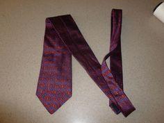 Neiman Marcus Woven Silk Tie Necktie  #NeimanMarcus #Tie