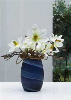 ramo de hortensias y jarron de sia home fashion puedes encontrarlo en treboleregalos tr bole. Black Bedroom Furniture Sets. Home Design Ideas