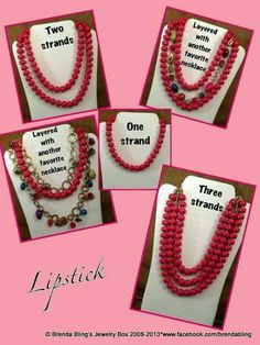 For your neck, not your lips :-)