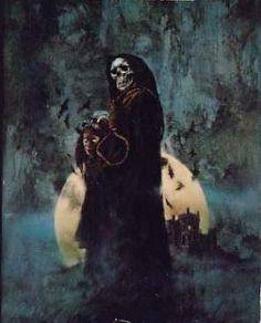 The Grim Reaper by Roger Kastel