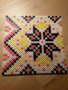 Love this hama pattern
