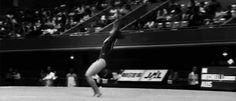 Lauren Mitchell, Australia   Community Post: 25 GIFs That Prove Women's Gymnastics Is The Work Of Superhumans